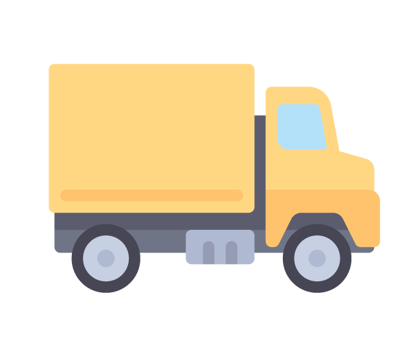 Delivery or Pickup